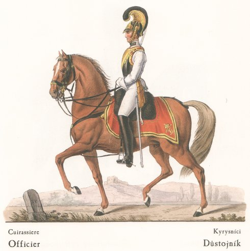 cuirassier-officer